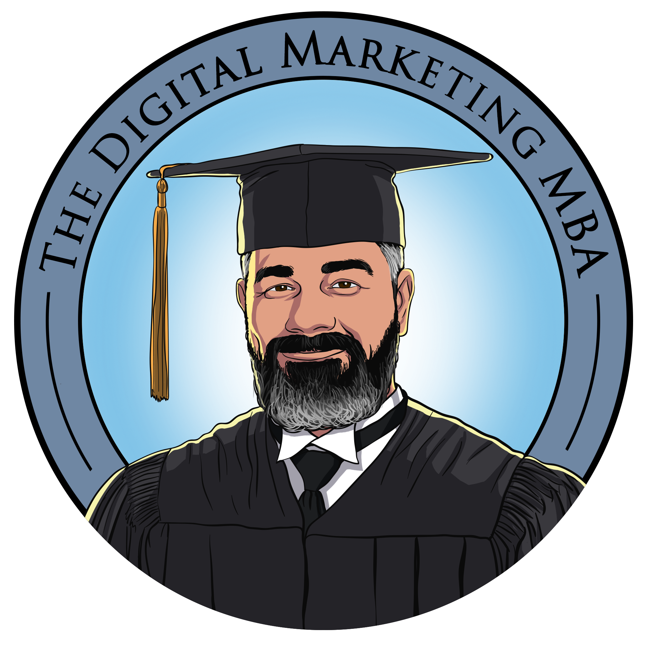 Scott Blair, The Digital Marketing MBA