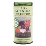 Wildberry Plum Green Tea from The Republic of Tea