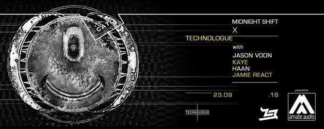 Midnight Shift x Technologue