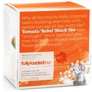 Tomato Rebel Black Tea from Fully Loaded Tea