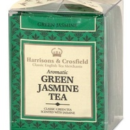 Green Jasmine from Harrisons & Crosfield Teas Inc.