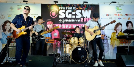 SGSW中文歌曲创作节 非主流歌曲夺冠为本地音乐添加新希望