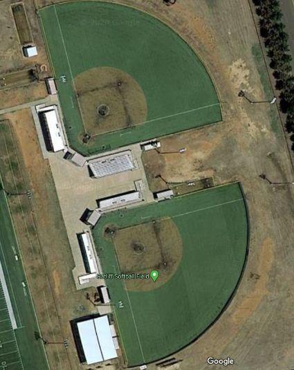 S Turf Softball Field