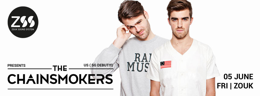 THE CHAINSMOKERS (US) WITH HONG