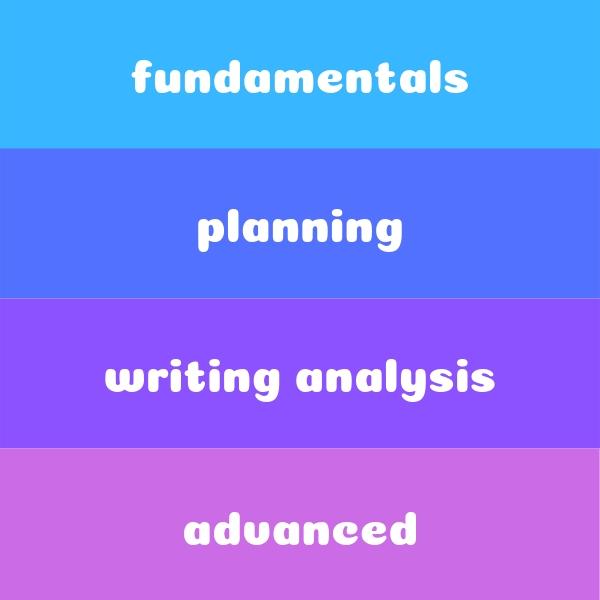 4 skills analysis