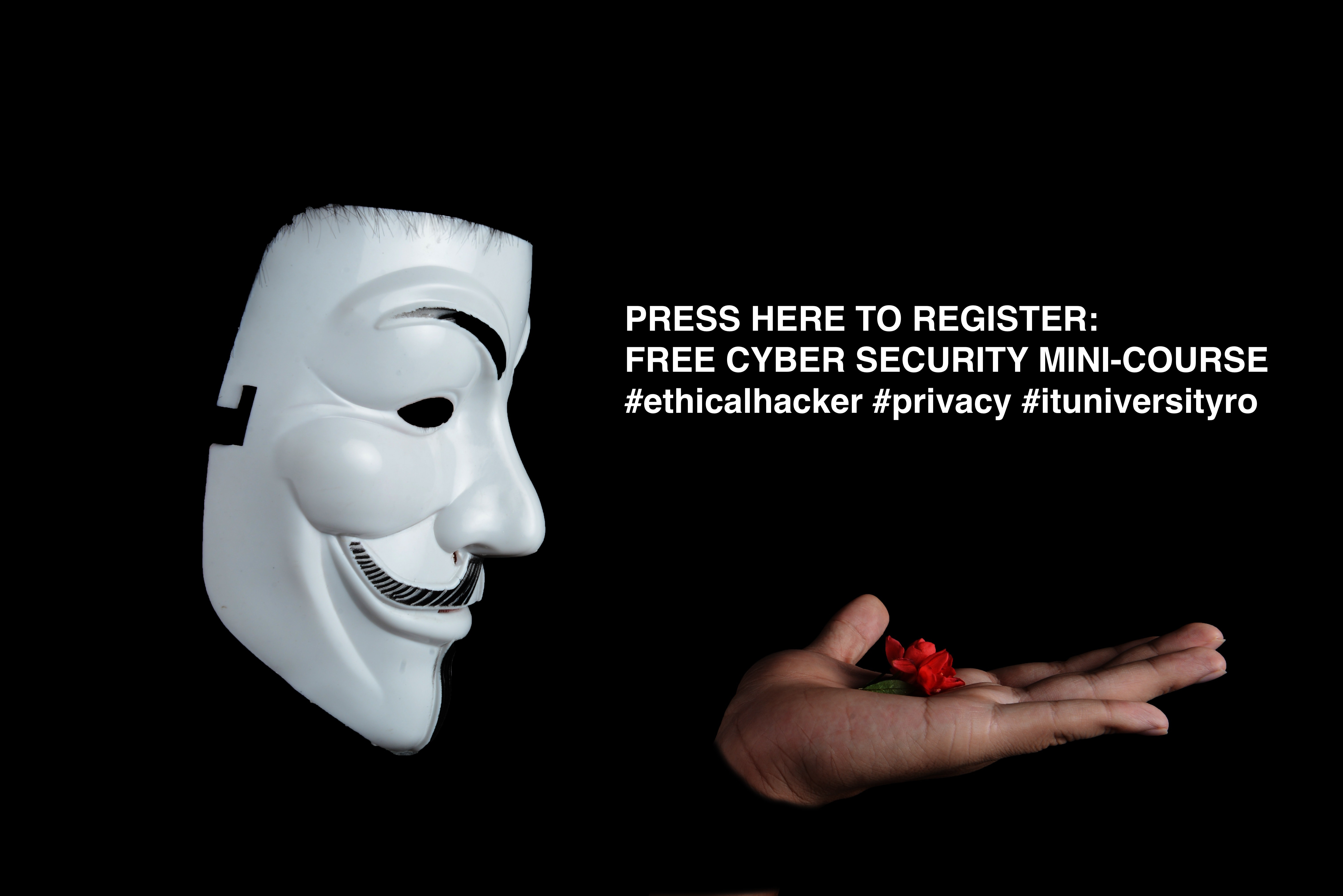 free promo hacking course osint cybersecurity
