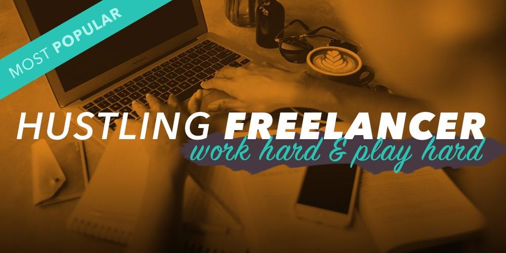 Hustling Freelancer
