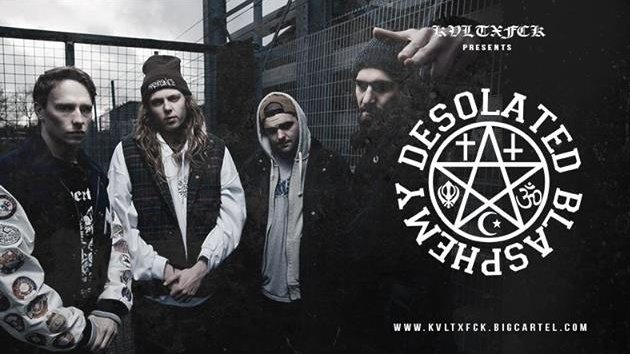 Desolated (UK) Live in Singapore