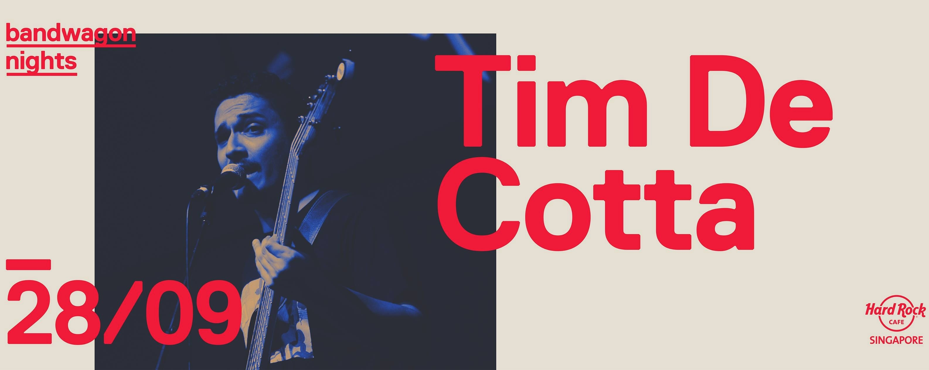 Bandwagon Nights   Tim De Cotta