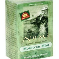 Moroccan Mint (Filter Bag) from Numi Organic Tea