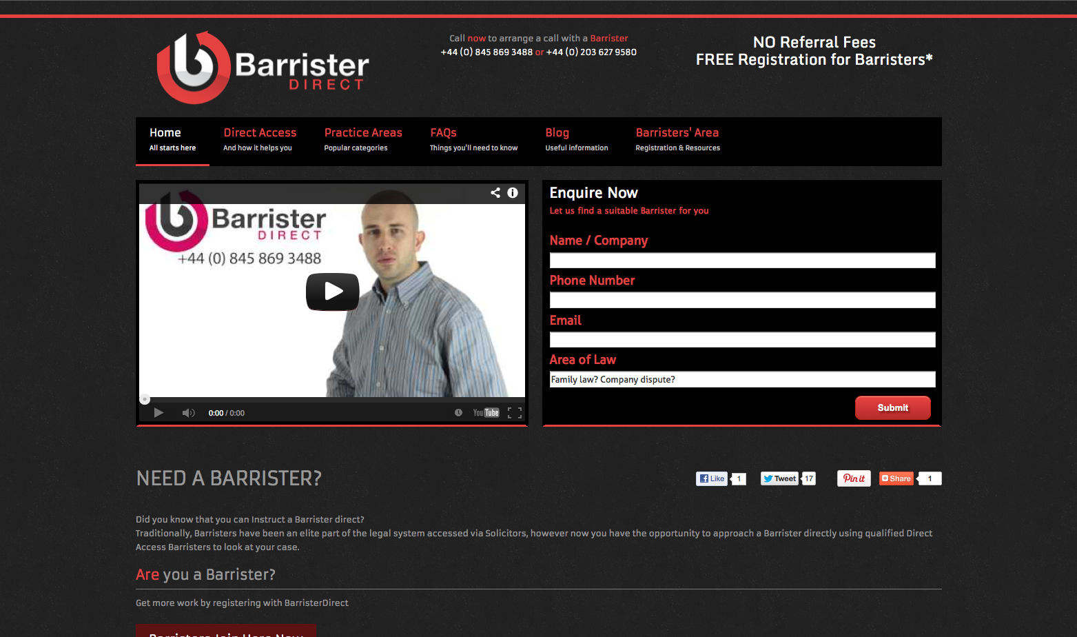 BarristerDirect.co.uk
