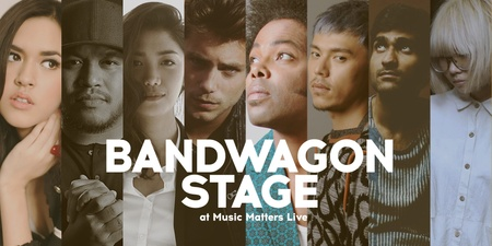 Here are the 8 acts performing on the Bandwagon Stage at Music Matters Festival