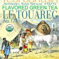 LE TOUAREG NANA Moroccan Mint Green from TeaFountain