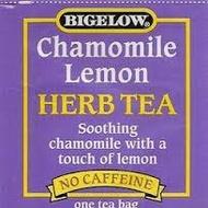 Chamomile Lemon from Bigelow