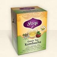 Green Tea Kombucha from Yogi