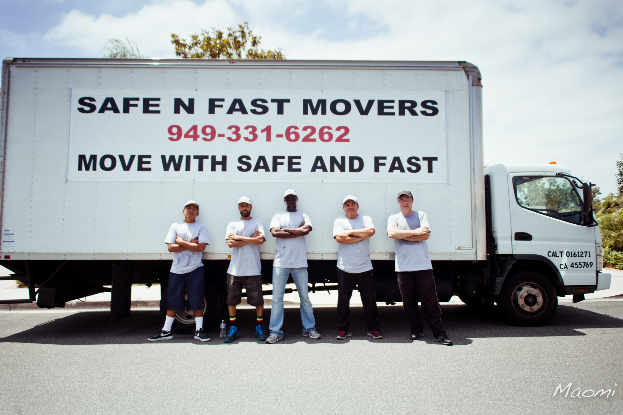 Safe And Fast Movers Image