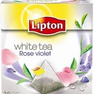 White Tea - Rose Violet from Lipton
