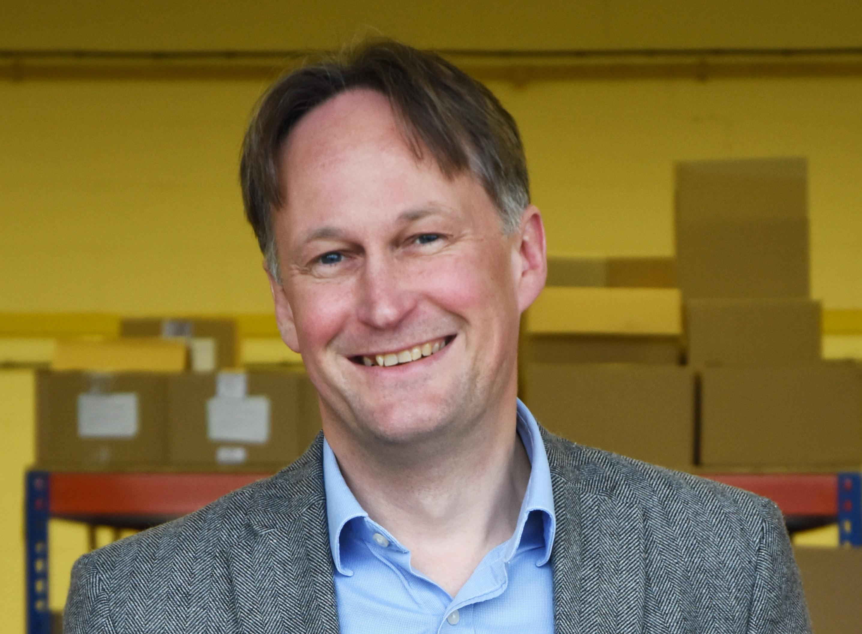 Tim Wakeling
