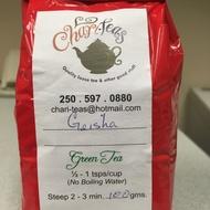 Geisha from Chari-Teas