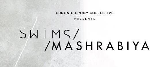 SWIMS / Mashrabiya Split EP Release Show