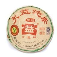 "2009 Dayi ""Jia Ji"" Raw Puerh 901 from Menghai Tea Factory"