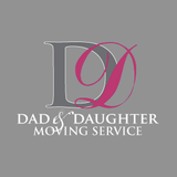 Dad and Daughter Moving Service image