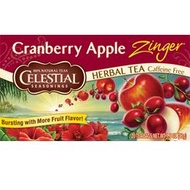 Cranberry Apple Zinger from Celestial Seasonings
