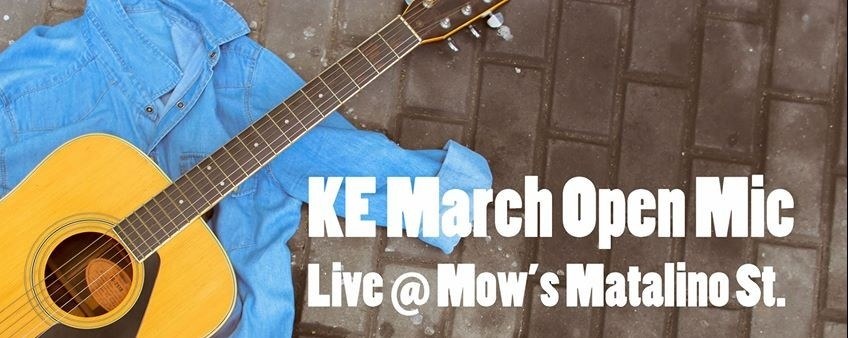 KE March Open Mic Ep. 5: Mow's (Last)
