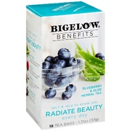 Benefits Blueberry and Aloe from Bigelow
