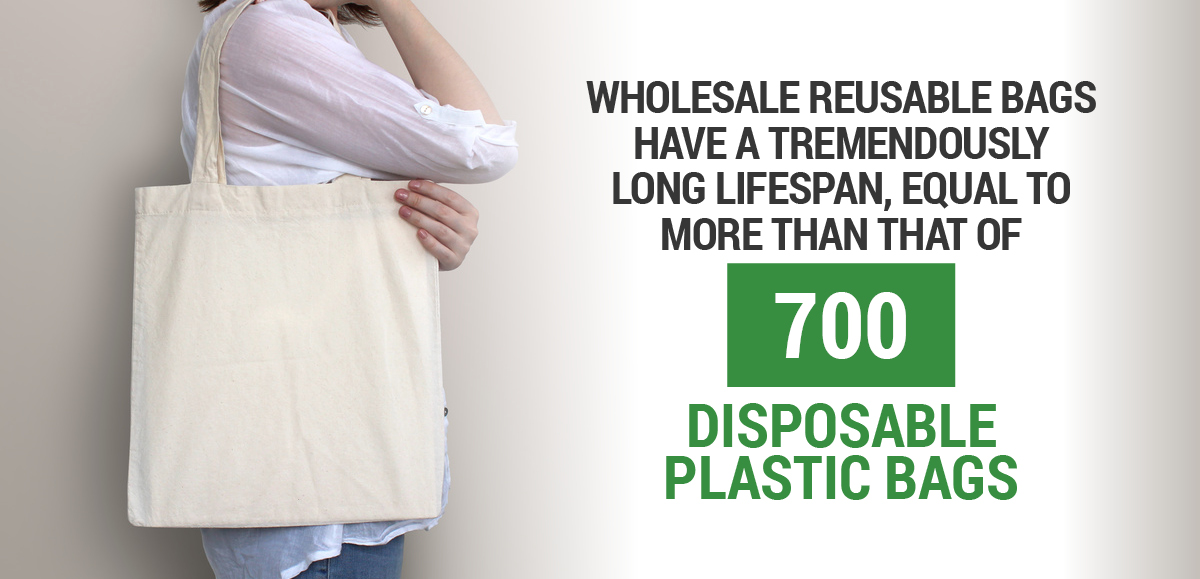 Tips to Ease Your Transition From Plastic to Reusable Bags