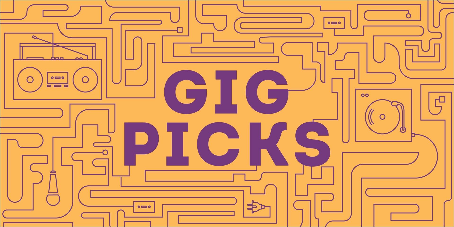 Gig Picks: Labor Day Weekend 2017