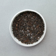 Red Amber Puerh from Leaves and Flowers