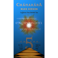 Chanakara Collection: Chakra #5 Blue Ginger from Stash Tea Company