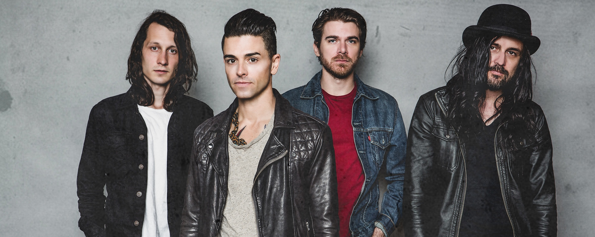 Dashboard Confessional - Live in Singapore!