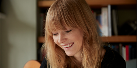 "Lucy Rose releases new single, ""Is This Called Home"" off her forthcoming album, ""Something's Changing"" - listen"