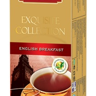"""Exquisite Collection """"English Breakfast"""" from Hyson"""