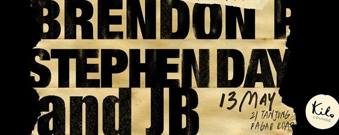 Doomph presents Brendon P, Stephen Day & JB