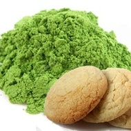 French Butter Cookie Matcha from Matcha Outlet