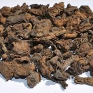 """2007 White Dragon """"Lao Cha Tou Nuggets"""" Ripe Pu-erh Tea of Jing Gu from Yunnan Sourcing"""