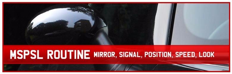 mirror-signal-manoeuvre