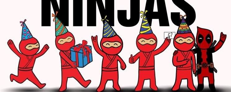 New Year, More Ninjas!