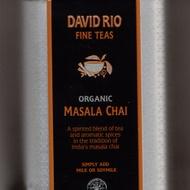 Organic Masala Chai [duplicate] from David Rio