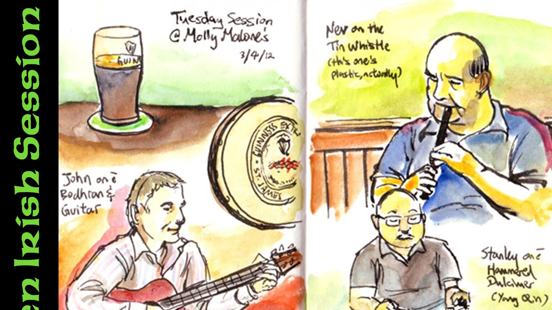 Traditional Irish Session