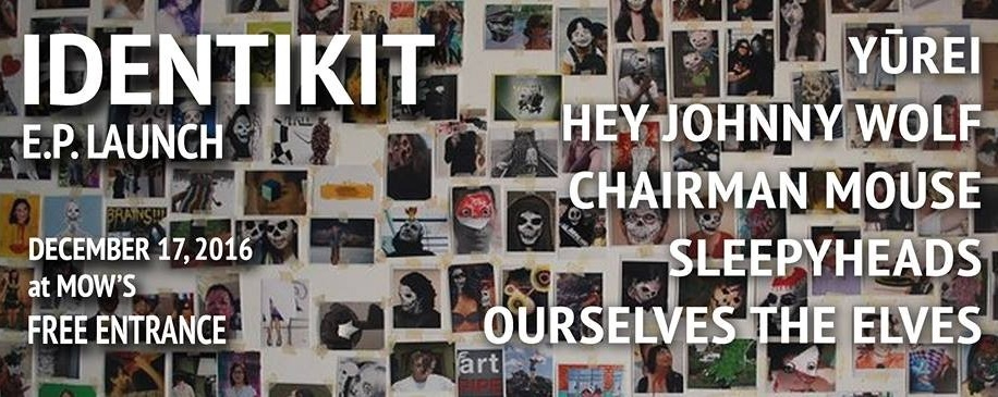 Identikit EP Launch