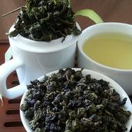 Baked Ali Shan from Butiki Teas