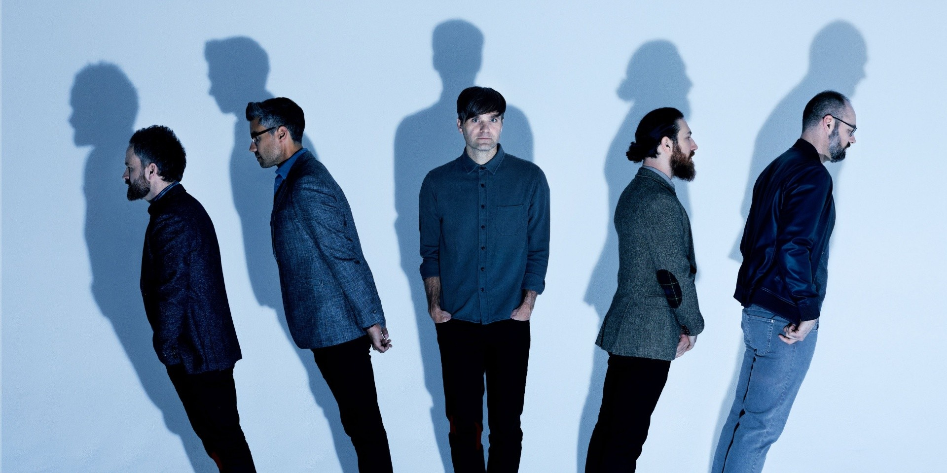 Death Cab For Cutie's new album Thank You For Today is now streaming - listen