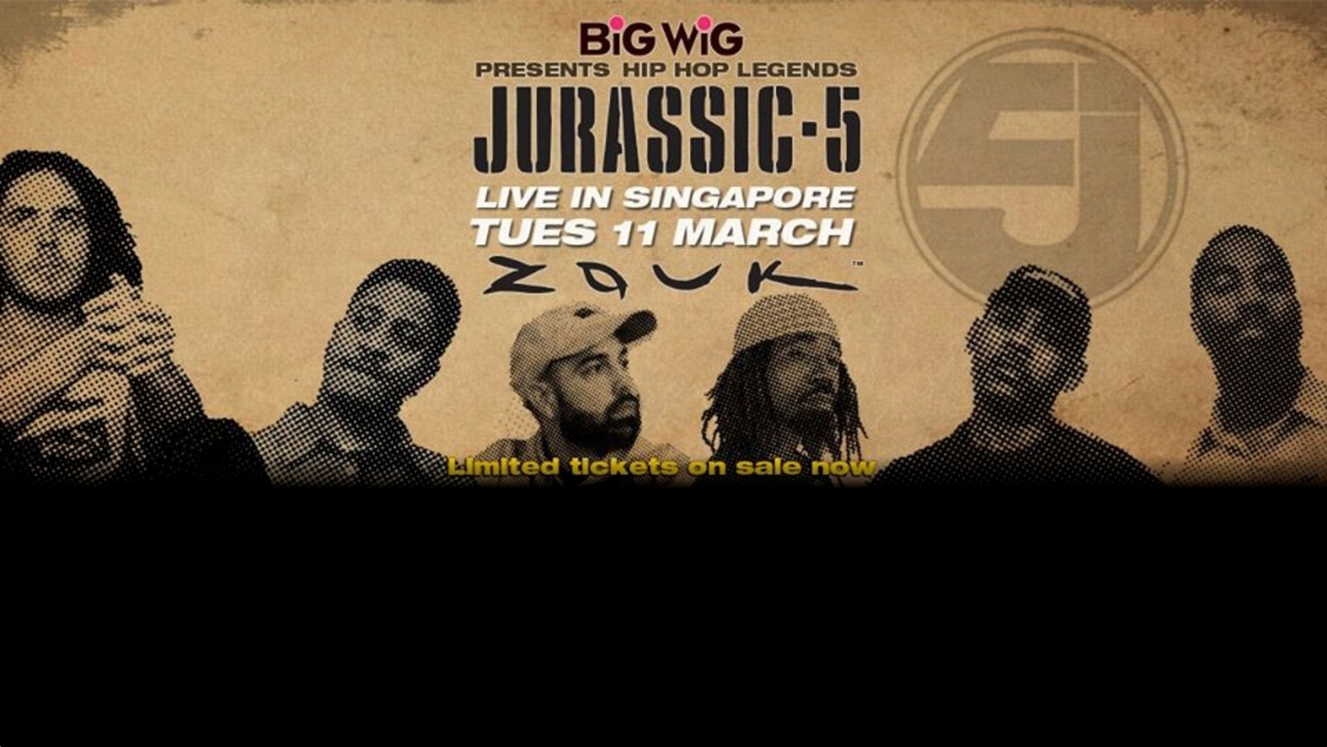 Jurassic 5 Live In Singapore