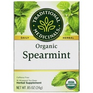 Organic Spearmint from Traditional Medicinals