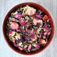 Cocoa & Roses Green Tea from True Tea Club