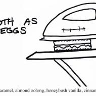 Smooth As Eggs - Mega64 from Adagio Teas Custom Blends
